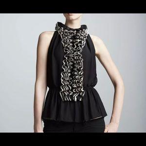Robert Rodriguez Women Sleeveless blouse Ruffle